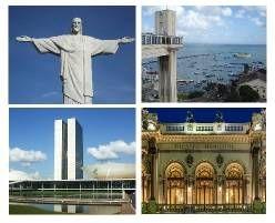 O Top 10 Das Maiores Cidades do País