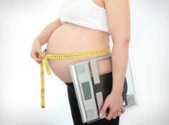 Alguns Fatos Sobre o Aumento de Peso Durante a Gravidez