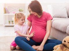 Como Preparar o Filho Para Velho Para a Chegada de Um Novo Bebê