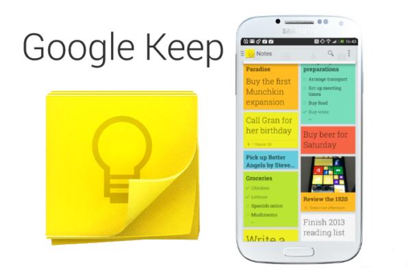 Google Keep - Descubra Todos Os Detalhes Sobre Esse Aplicativo