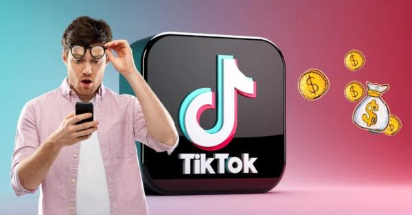 TikTok - Aprenda Como Ganhar Dinheiro De Forma Rápida