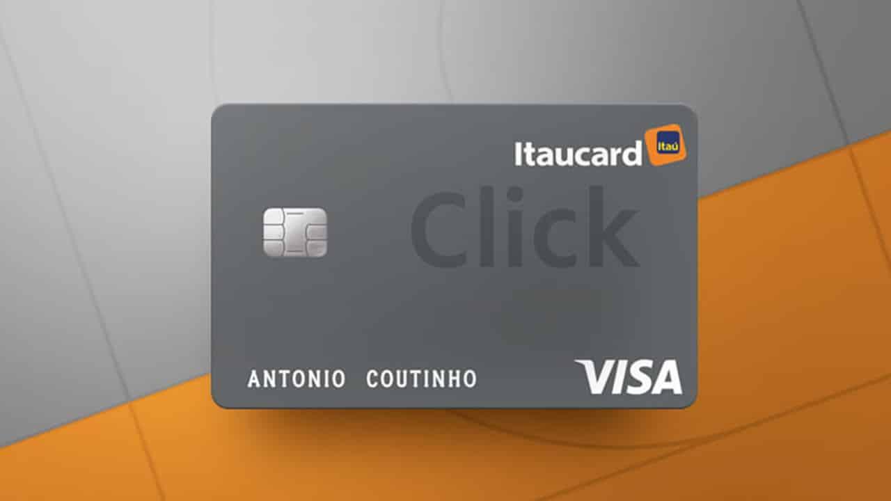 Cartão Itaú Click Visa - Aprenda Como Solicita-lo Agora