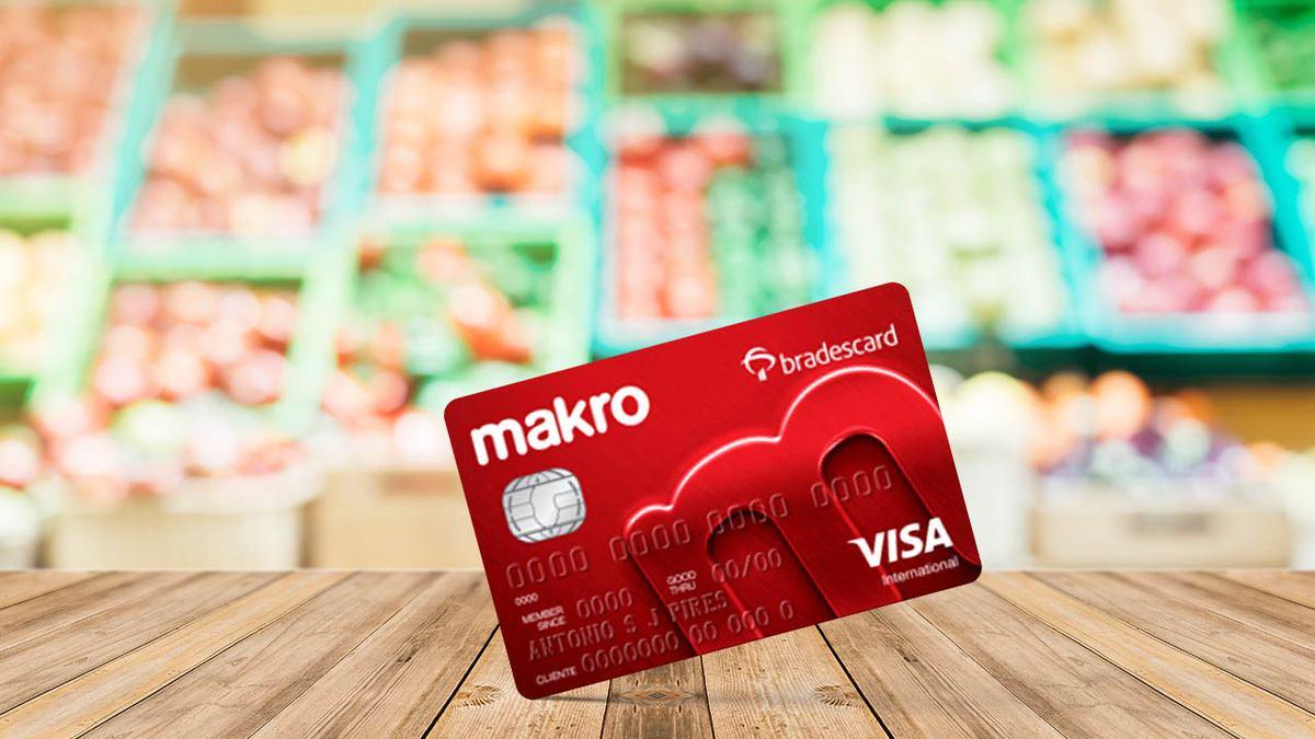 Cartão Makro Visa