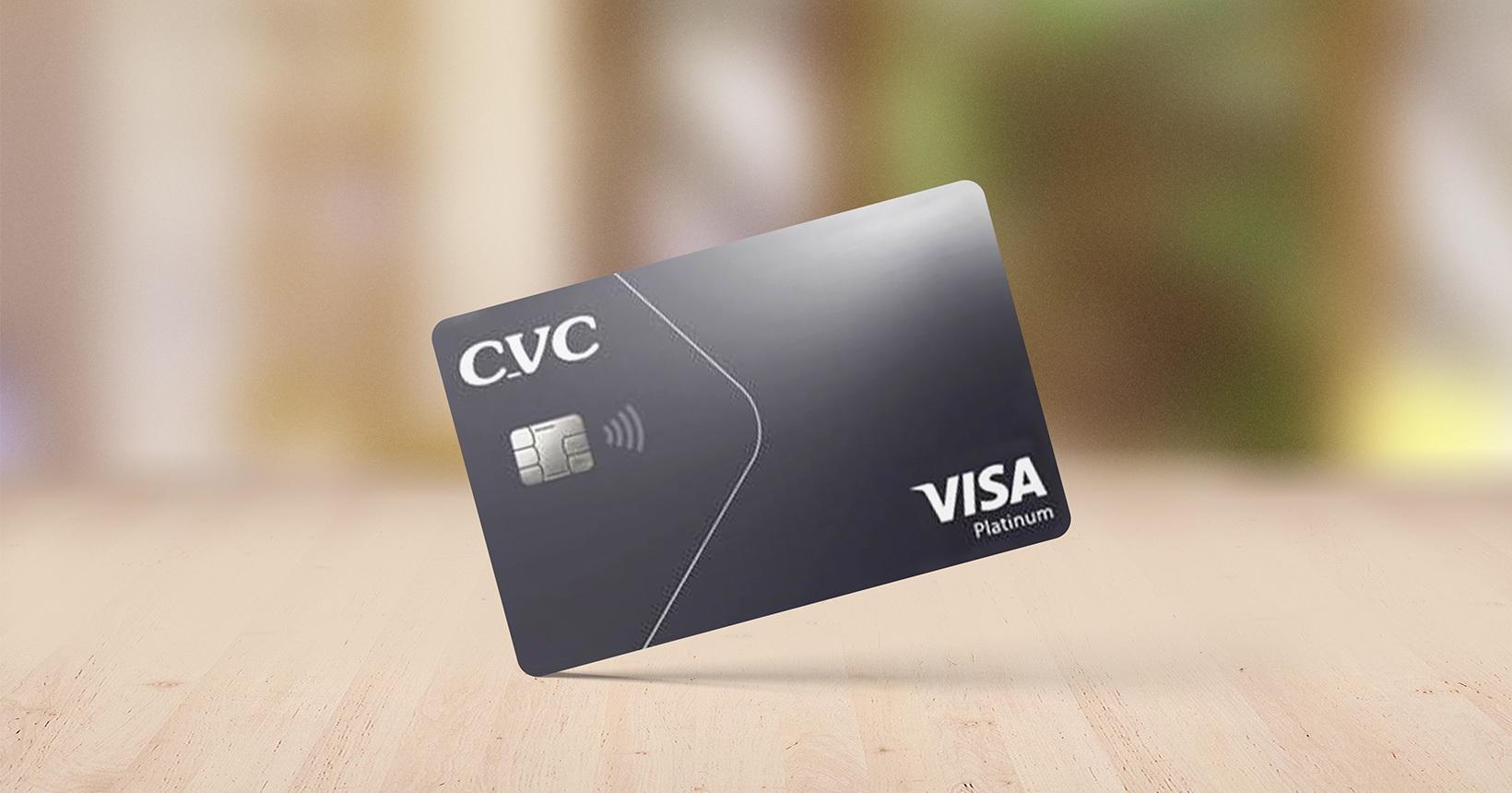 CVC Cartão Platinum Visa - Saiba Como Solicitar Agora